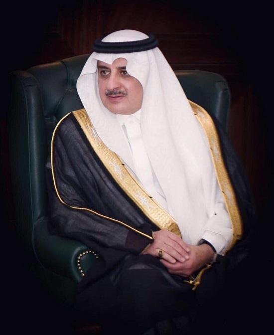 """أمير منطقة تبوك يشكر القيادة الرشيدة بمناسبة الأعلان عن مشروع """" أمالا """""""