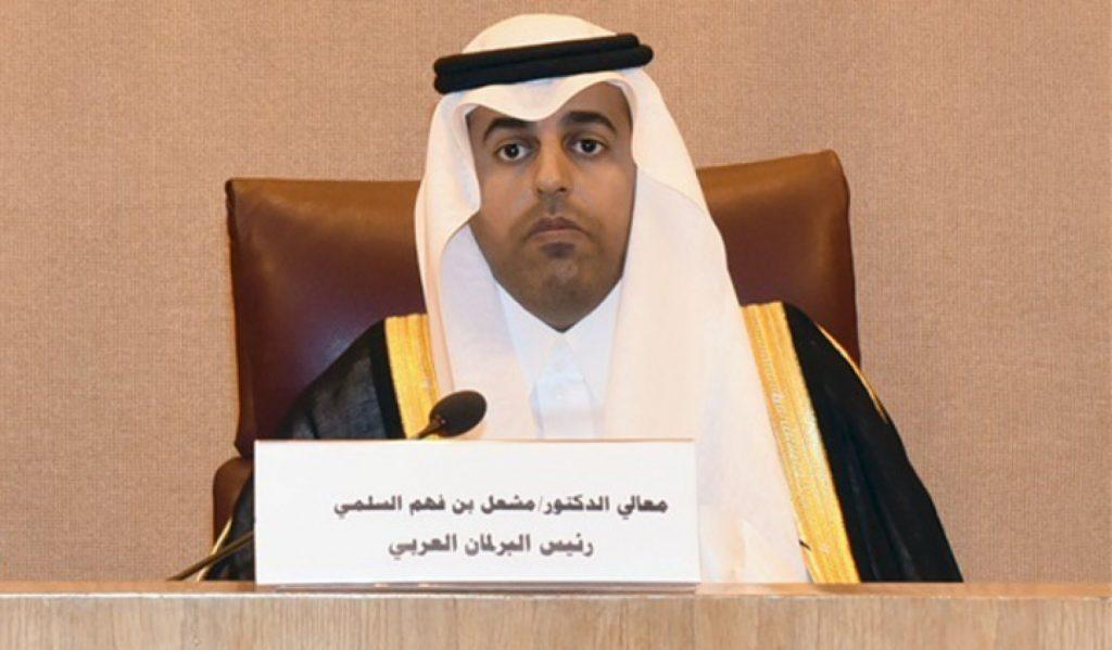 رئيس البرلمان العربي:نطالب وسائل الإعلام كافة الالتزام بالمهنية والتحلي بالمسئولية