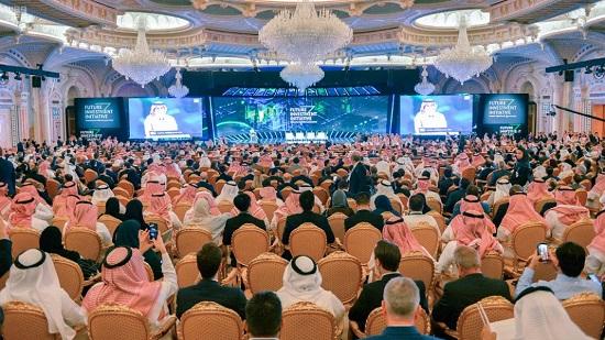 تحت رعاية خادم الحرمين الشريفين اطلاق أعمال مبادرة مستقبل الاستثمار في عامها الثاني