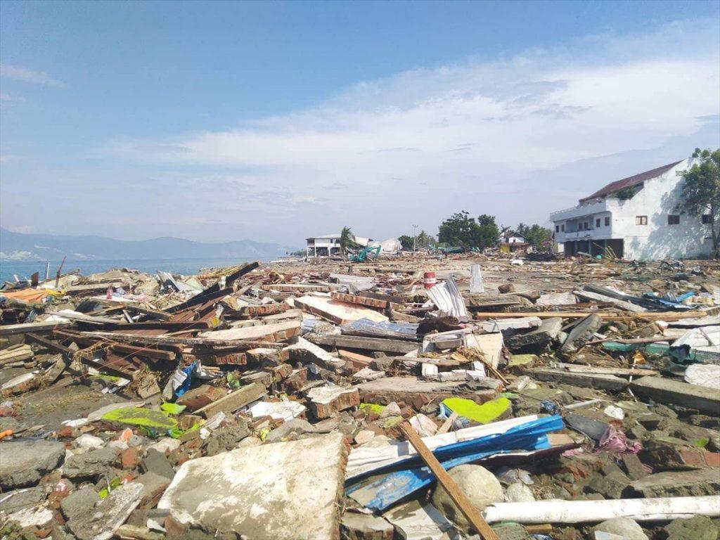 زلزال جديد يضرب اندونيسيا قبالة جزيرة سوميا