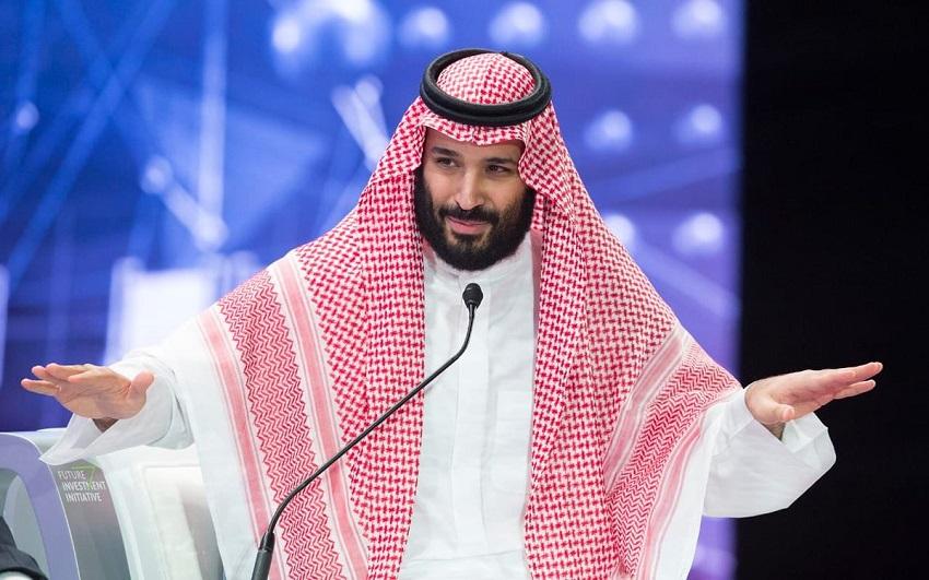 أعلنها الشاب الملهم محمد بن سلمان:حربي القادمة أن تكون المملكة في مصاف الدول المتقدمة وهمة السعوديين مثل جبل طويق ولن ينكسر