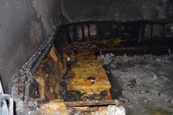 اختناق ١٥ حاله داخل قاعة أفراح نساء بتبوك بسبب حريق
