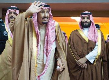 خادم الحرمين يشرف حفل أهالي منطقة حائل ويكرم المتميزين