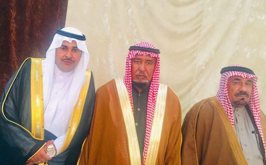 الجودي يحتفلون بزواج محمد