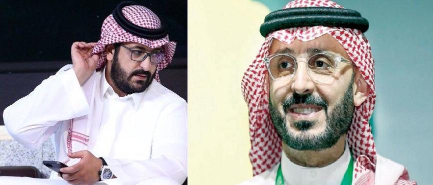 رئيس النصر يقسو على رئيس اتحاد القدم ويطالبه بالاستقالة