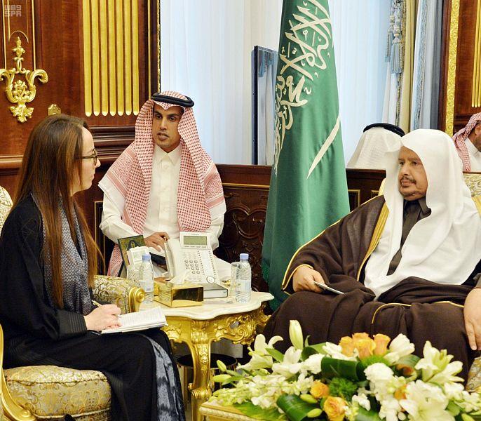 رئيس الاتحاد البرلماني الدولي:السعودية صوت فاعل في مواجهة التطرف والإرهاب