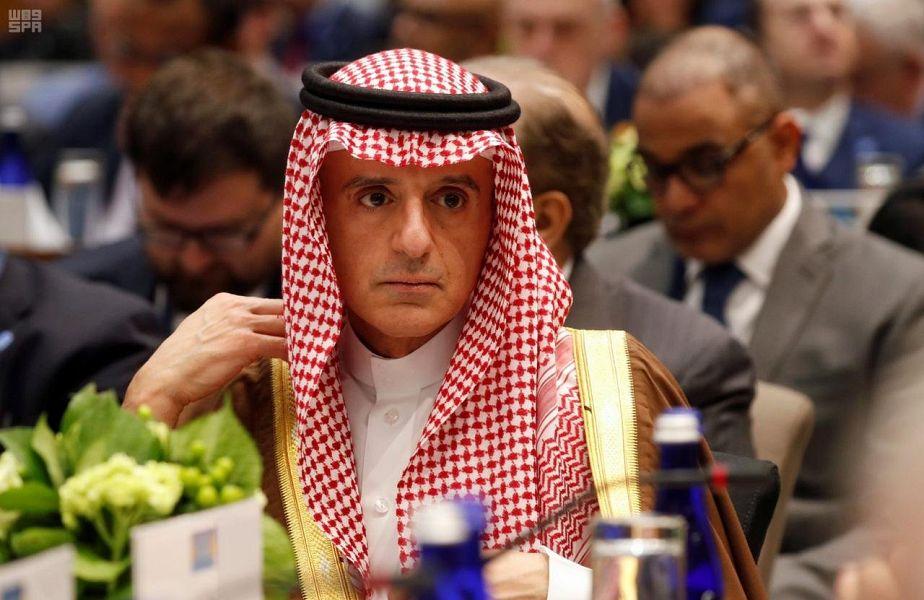 الجبير: السعودية ماضية في حربها ضد الإرهاب والدول الراعية له
