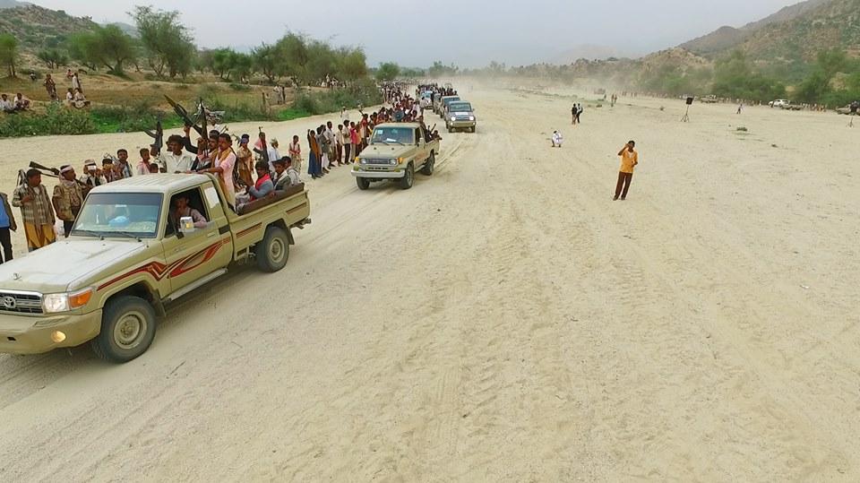 قبائل حجور تقتل وتأسر 31 عنصرا من المليشيات الحوثية في مديرية كشر في محافظة حجة