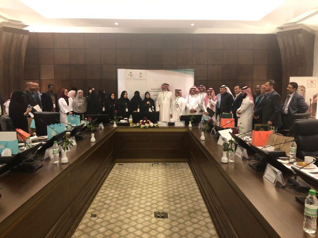 صحة الرياض تفوز بالمركز الأول في ملتقى مشاريع تحسين الجودة للرعاية الصحية المنزلية