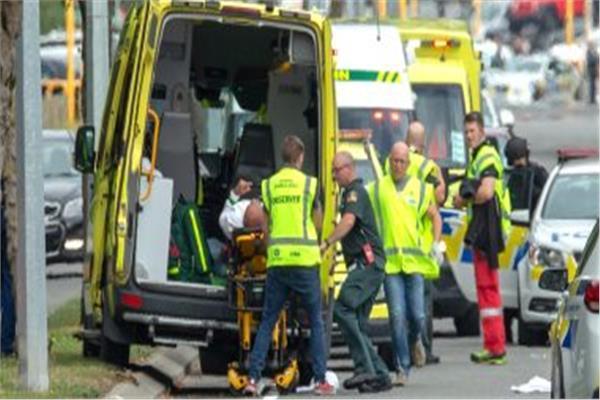 ارتفاع شهداء مسجدي نيوزيلندا إلى ٤٩ واكثر نن ٤٠ مصابا