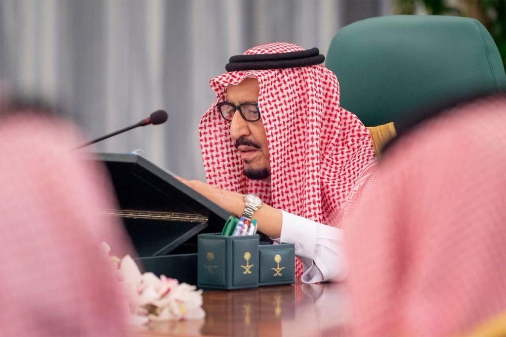 مجلس الوزراء يشدد على مضامين كلمة خادم الحرمين الشريفين في القمة العربية في تونس
