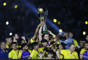 النصر بطلاً لدوري كأس الأمير محمد بن سلمان