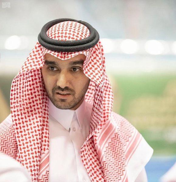 الأمير عبدالعزيز بن تركي يطلع على خطة تجهيز وصيانة الملاعب الرياضية للموسم المقبل
