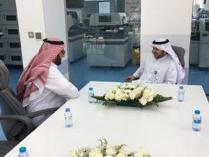 أكبر مختبر في الشرق الأوسط يجمع ٣ إعتمادات..المختبر الإقليمي بالرياض يجتاز الخطوة الأخيرة لإعتماد ISO