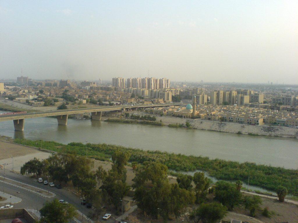 اثارت الفزع وسط المدينة..هزة زلزالية تضرب بغداد بقوة 5.5 درجات