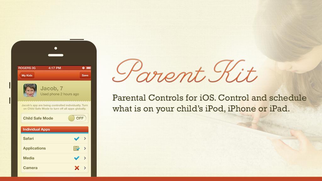 تطبيق Parentkit للتحكم في جوال طفلك عن بعد ولإخفاء التطبيقات عنه في أوقات معينة