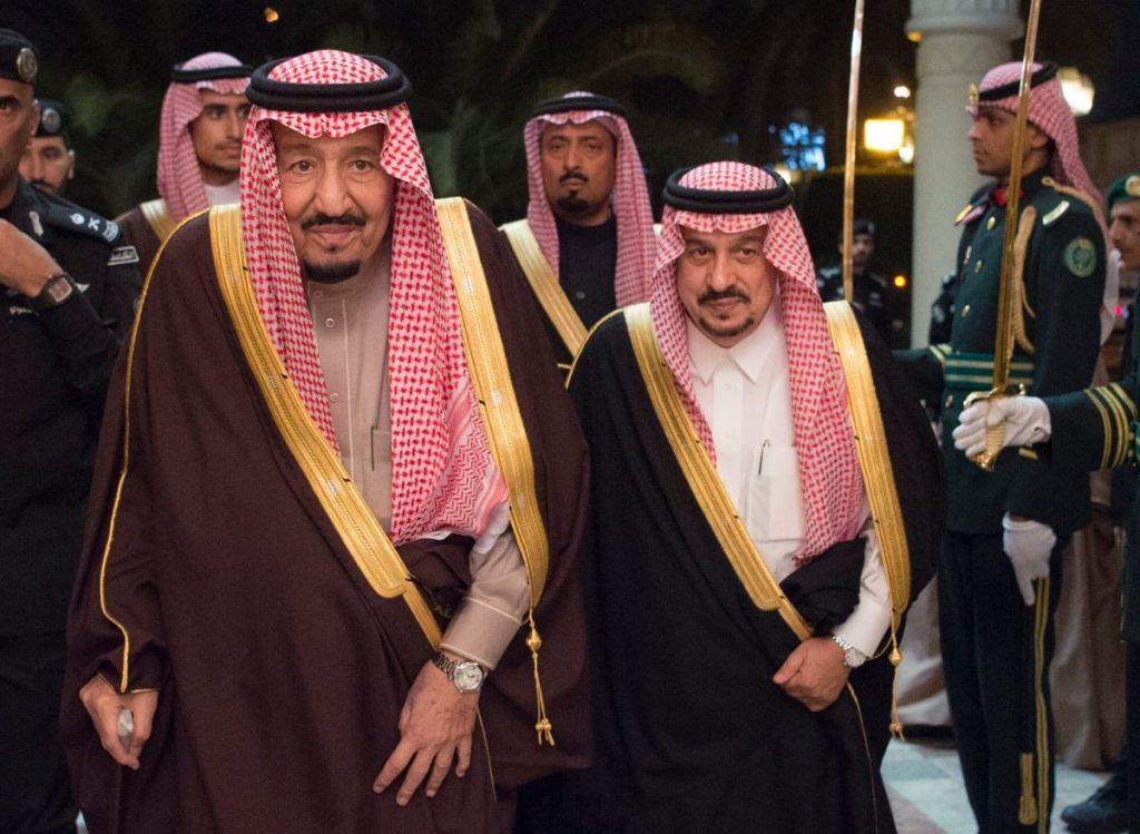 خادم الحرمين الشريفين يغادر الرياض متوجها إلى منطقة تبوك