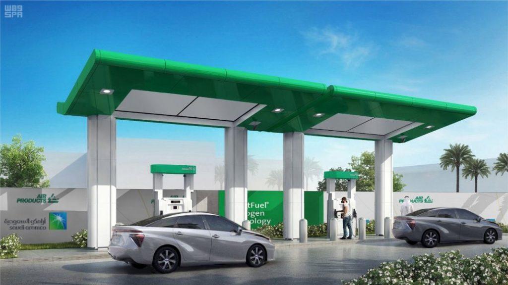 إنشاء أول محطة لتعبئة الهيدروجين في المملكة في وادي الظهران للتقنية