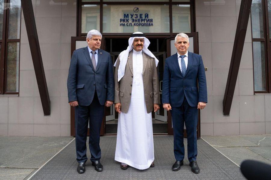 الأمير سلطان بن سلمان يختتم زيارته إلى روسيا