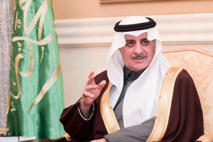 الأمير فهد بن سلطان يلتقي المواطنين ورؤساء المحاكم والقضاة