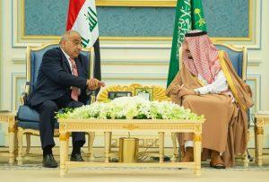 خادم الحرمين الشريفين ورئيس الوزراء العراقي يشهدان توقيع اتفاقية ومذكرات تفاهم