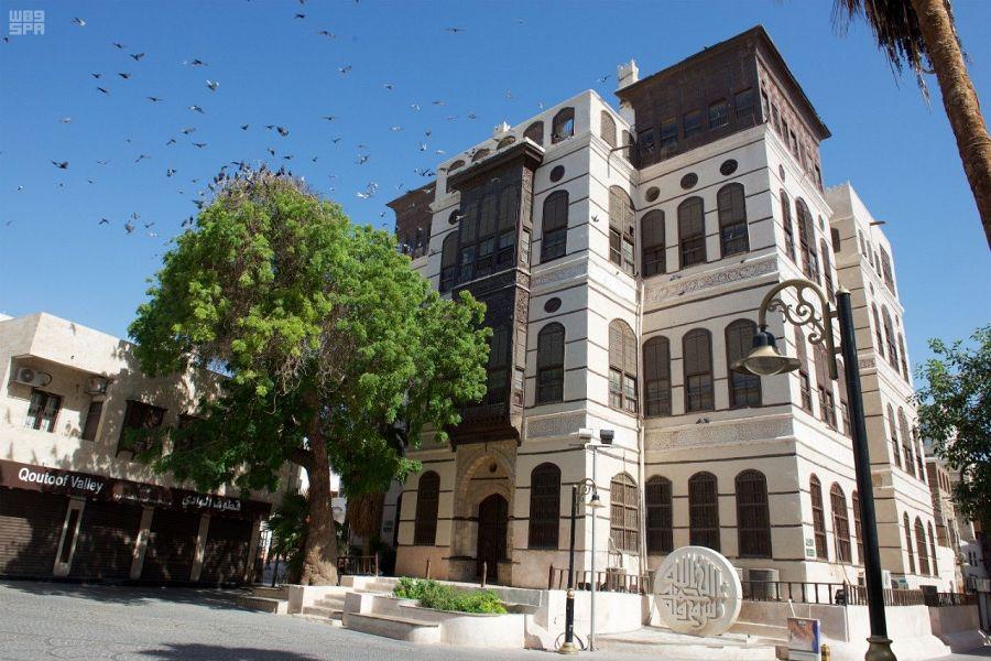 دارة الملك عبدالعزيز توثق جدة التاريخية ودخول الملك المؤسس إليها عام 1344هـ