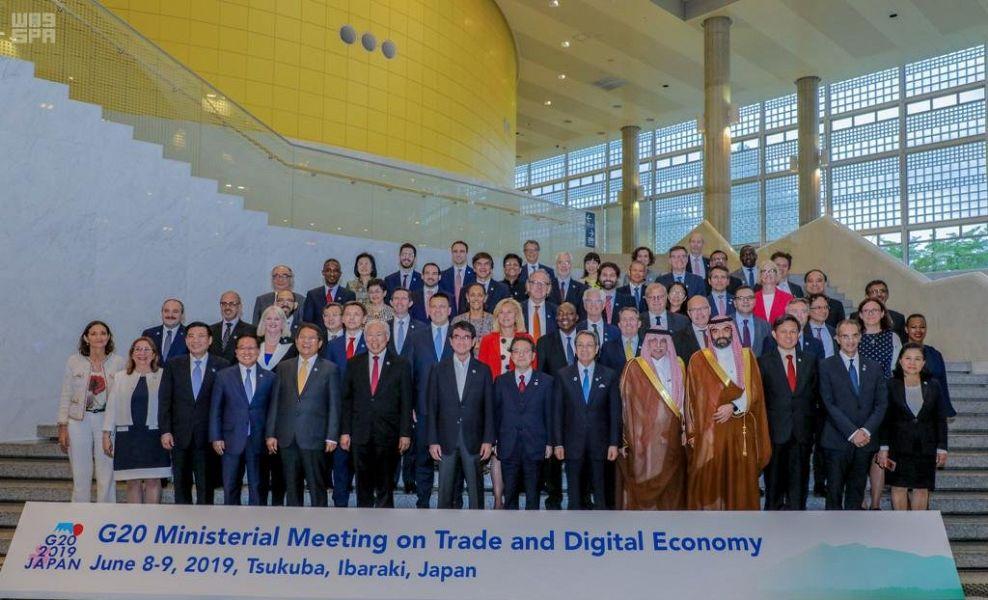 وزير الاتصالات:مشاركة المملكة في اجتماعات الاقتصاد الرقمي لمجموعة العشرين تحظى بأهمية قصوى