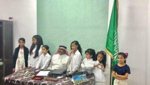 فراشات العلا يحتفلن باليوم الوطني89
