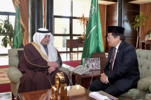 أمير منطقة تبوك يلتقي القنصل العام للجمهورية الإندونيسية